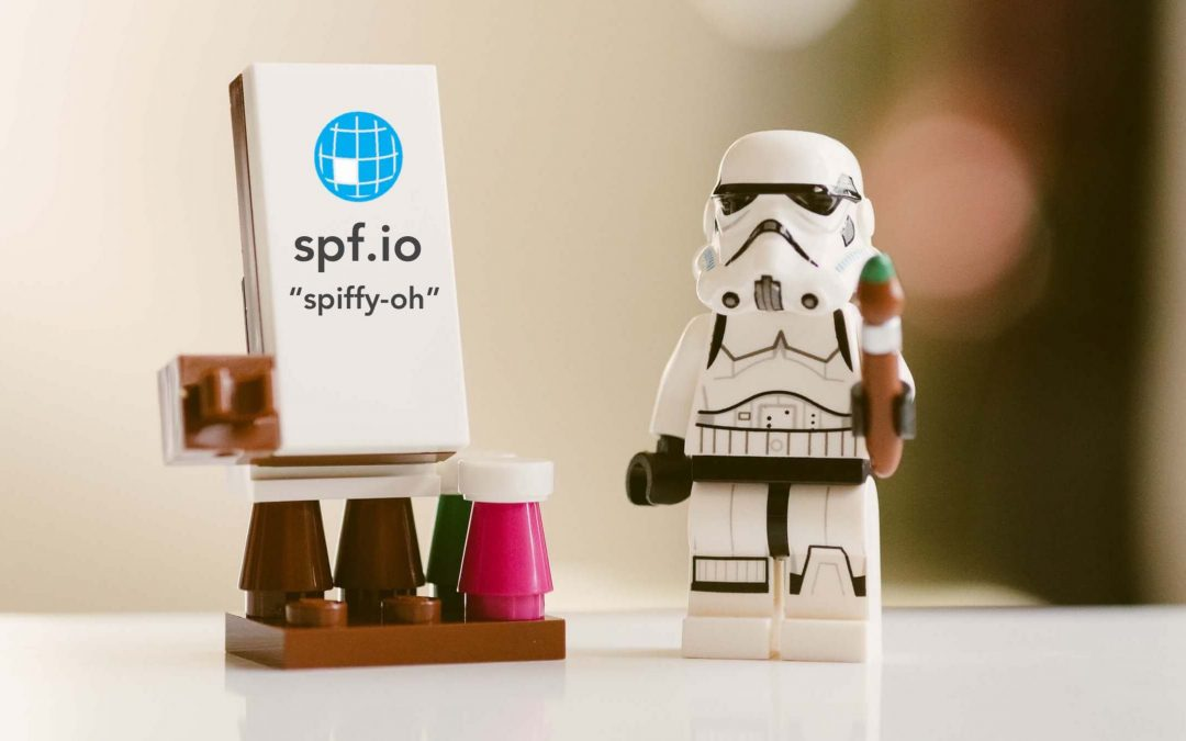 What does spf.io mean and how do you pronounce it?